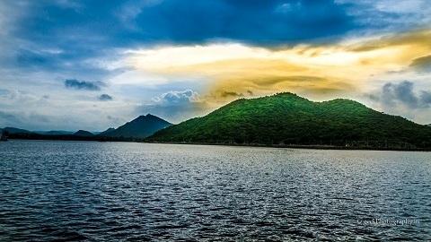 1.4 lake water